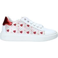 Topánky Dievčatá Nízke tenisky Melania ME2252D0S.A Biely
