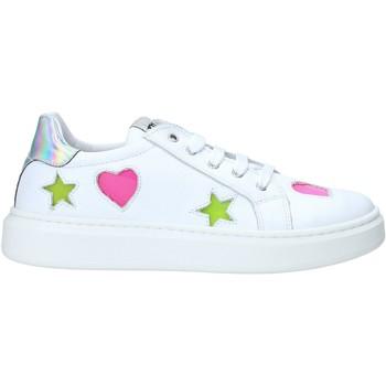 Topánky Dievčatá Nízke tenisky Melania ME6280F0S.B Biely