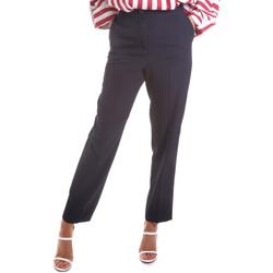 Oblečenie Ženy Nohavice Chinos a Carrot Liu Jo WA0398 T4164 Modrá