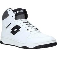 Topánky Muži Členkové tenisky Lotto 212071 Biely