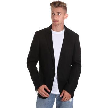 Oblečenie Muži Saká a blejzre Antony Morato MMJA00417 FA400060 čierna