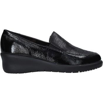 Topánky Ženy Mokasíny Grunland SC5004 čierna