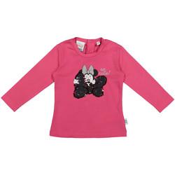 Oblečenie Deti Tričká s dlhým rukávom Melby 20C2101DN Ružová