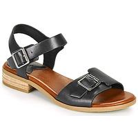 Topánky Ženy Sandále Kickers BUCIDI Čierna