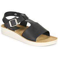 Topánky Ženy Sandále Kickers ODILOO Čierna