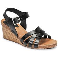 Topánky Ženy Sandále Kickers SOLYNIA Čierna