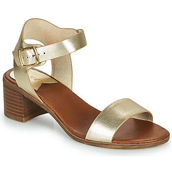 Topánky Ženy Sandále Kickers VOLOU Zlatá