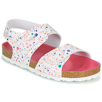 Topánky Dievčatá Sandále Kickers SUMMERKRO Ružová