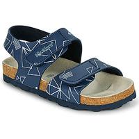 Topánky Chlapci Sandále Kickers SUMMERKRO Námornícka modrá