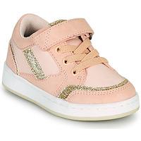 Topánky Dievčatá Nízke tenisky Kickers BISCKUIT Ružová