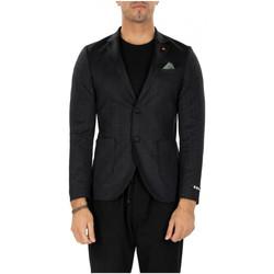 Oblečenie Muži Saká a blejzre Berna GIACCA nero