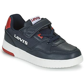 Topánky Chlapci Nízke tenisky Levi's SHOT Námornícka modrá