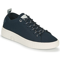 Topánky Ženy Nízke tenisky Palladium Manufacture TEMPO 06 KNIT Námornícka modrá