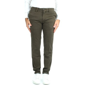 Oblečenie Muži Nohavice Chinos a Carrot Re-hash P24920765899 Green