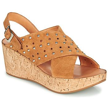Topánky Ženy Sandále Felmini MONACO Hnedá