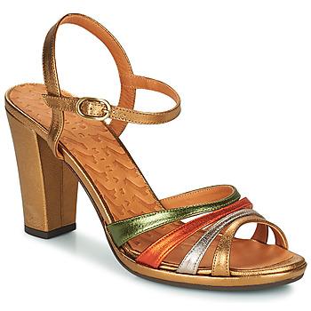 Topánky Ženy Sandále Chie Mihara ADIEL Zelená / Bronzová