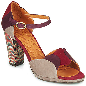 Topánky Ženy Sandále Chie Mihara ADAIR Bordová / Béžová