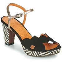 Topánky Ženy Sandále Chie Mihara ELIS Čierna