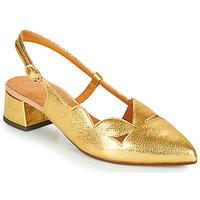 Topánky Ženy Lodičky Chie Mihara R-RUNE Zlatá