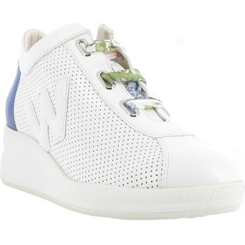 Topánky Ženy Nízke tenisky Melluso R20220 Biely