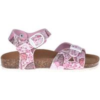 Topánky Dievčatá Sandále Bionatura CHIARA IMB Ružová