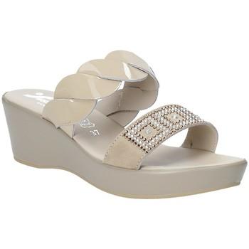 Topánky Ženy Šľapky Susimoda 1440-01 Béžová