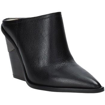 Topánky Ženy Nazuvky Studio Italia LOLITA čierna
