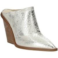 Topánky Ženy Nazuvky Studio Italia LOLITA Zlato