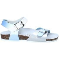 Topánky Deti Sandále Gold Star 8846D Modrá