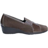 Topánky Ženy Mokasíny Susimoda 8705 Hnedá
