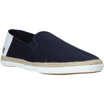 Topánky Muži Slip-on Pepe jeans PMS10282 Modrá