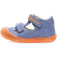 Topánky Chlapci Sandále Naturino 2013359-03-1C72 Modrá