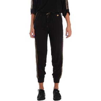 Oblečenie Ženy Tepláky a vrchné oblečenie Fornarina BE171L96C99700 čierna