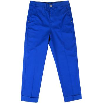 Oblečenie Ženy Nohavice Chinos a Carrot Fornarina BE171L73G29112 Modrá