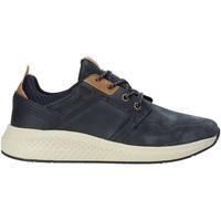 Topánky Muži Nízke tenisky Wrangler WM92140A Modrá
