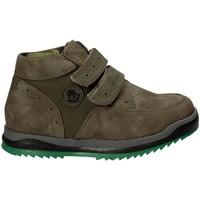 Topánky Deti Polokozačky Lumberjack SB32901 002 M99 Zelená