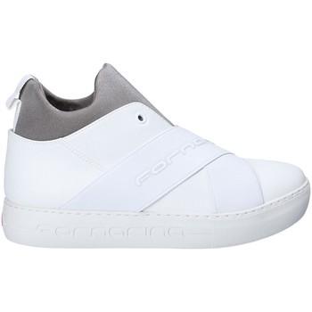 Topánky Ženy Slip-on Fornarina PI18YM1063VT09 Biely