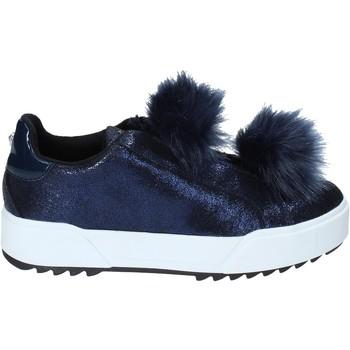 Topánky Ženy Slip-on Apepazza HYB04 Modrá