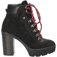 Topánky Ženy Čižmičky Janet Sport 42901 čierna