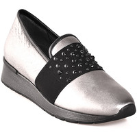 Topánky Ženy Slip-on Melluso R25017P Šedá