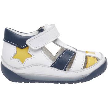 Topánky Deti Sandále Falcotto 1500815 02 Biely