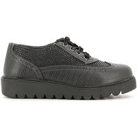 Topánky Deti Derbie Didiblu D3165 čierna