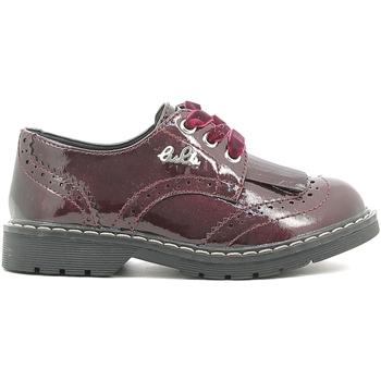 Topánky Deti Derbie Lulu LL130007S Červená