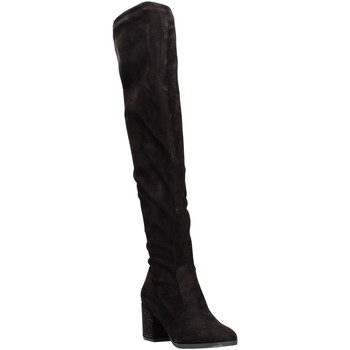 Topánky Ženy Čižmy do mesta Gattinoni PINVK0764W čierna