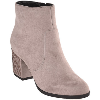 Topánky Ženy Čižmičky Gattinoni PINVK0763W Béžová