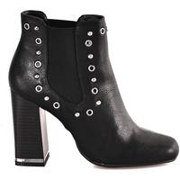 Topánky Ženy Čižmičky Gattinoni PINDL0774W čierna