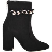 Topánky Ženy Čižmičky Gattinoni PINOD0784W čierna