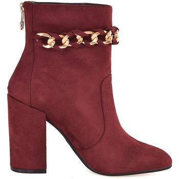 Topánky Ženy Čižmičky Gattinoni PINOD0784W Fialový