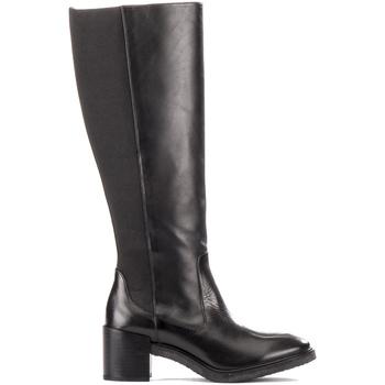 Topánky Ženy Čižmy do mesta Lumberjack SW50707 001 B01 čierna