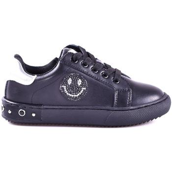 Topánky Chlapci Nízke tenisky Holalà HS0033L0002J čierna